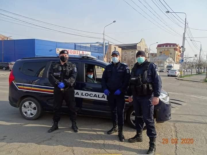 Poliția Locală Bârlad prezentă în viața urbei