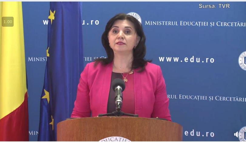 Declarațiile Ministrului Educației și Cercetării privind încheierea anului școlar în bune condiții