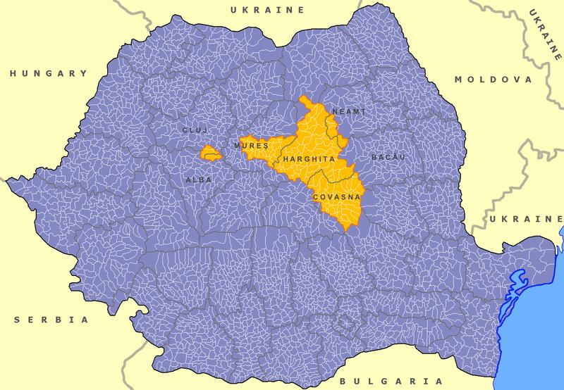 Autonomie Ținut Secuiesc
