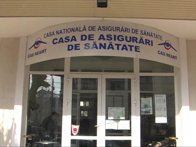 Nadia Harpa, şefa CAS Neamţ, a fost demisă