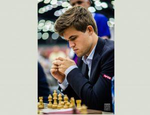 Turneu de șah online în epidemia coronavirus