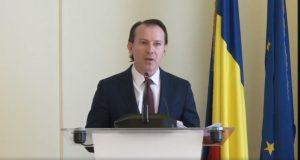 Declarații de presă susținute astăzi de ministrul Florin Cîțu