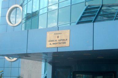 Pe ordinea de zi a CSM, proiectul depus la Camera Deputaţilor de USR privind desfiinţarea SIIJ