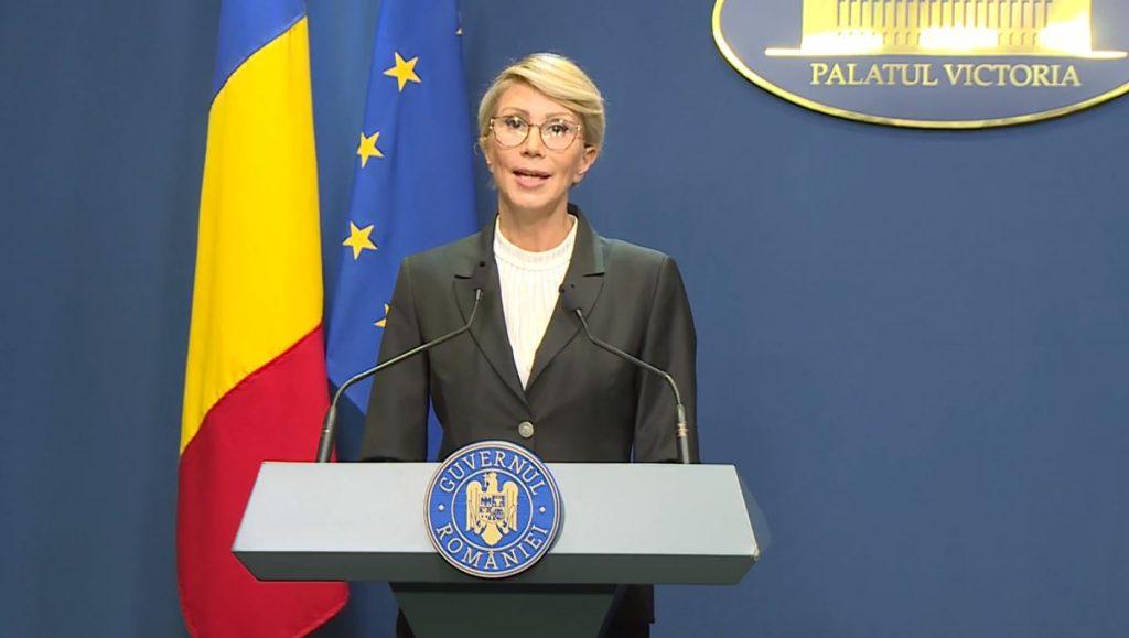 Briefing de presă la finalul ședinței de guvern