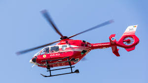 Un călugăr depistat cu coronavirus a fost dus cu elicopterul la București