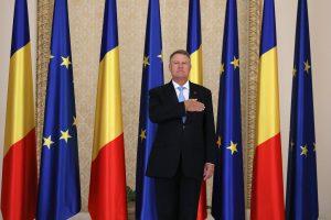 """Klaus Iohannis: """"Codul administrativ paralel al UDMR prevede obligativitatea limbii maghiare în unele zone din Ardeal"""""""