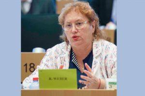 Renate Weber afirmă că CCR e fermă privind restrângerea exercițiului unor drepturi în stare de alertă; numai prin lege se poate realiza aceasta