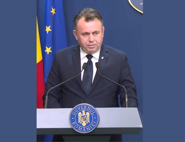 """Ministrul Sănătăţii, Nelu Tătaru, a declarat că o revenire la viaţa """"completă"""" de dinainte de pandemie este posibilă spre sfârşitul verii"""