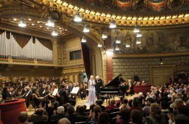 """Filarmonica George Enescu oferă în cadrul stagiunii online ,,Poemul iubirii și al mării"""""""