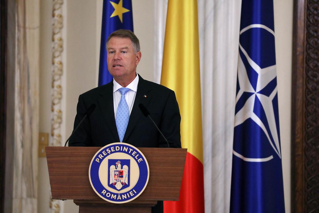 """Preşedintele Klaus Iohannis a transmis, joi, un mesaj în cadrul evenimentului """"Ziua întreprinzătorilor din România"""""""