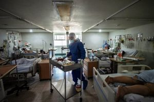 Bacău: Focar de COVID-19 la un centru privat pentru vârstnici. 27 persoane au fost confirmate